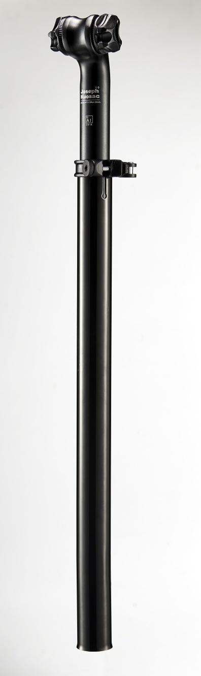 Telescopic seatpost_black